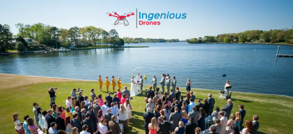 Aerial Drone Photography for Events