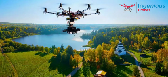 How to Create Stunning Aerial Photography with Drones