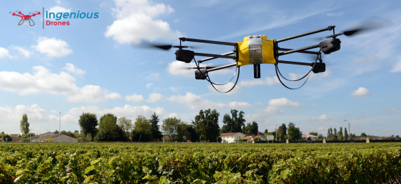 Drone Best practices in agriculture